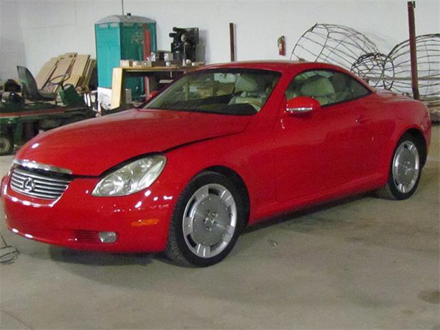 2002 Lexus SC430 | 894545
