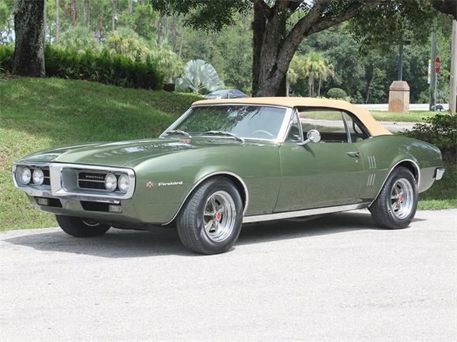 1967 Pontiac Firebird | 894556