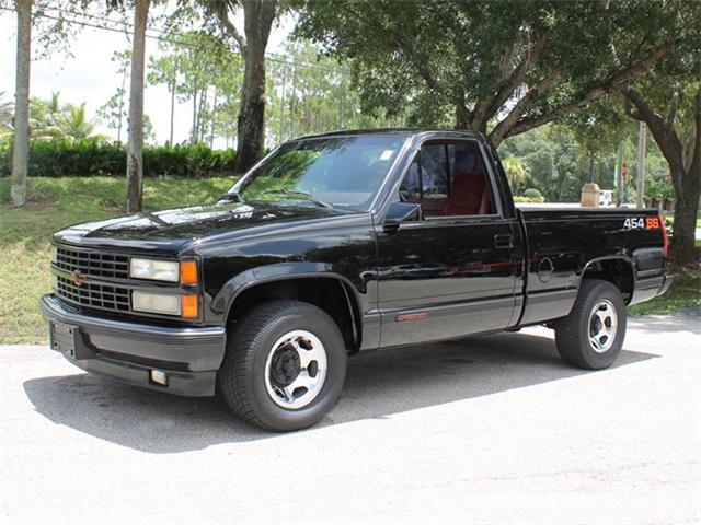1990 Chevrolet C/K 1500 | 894557