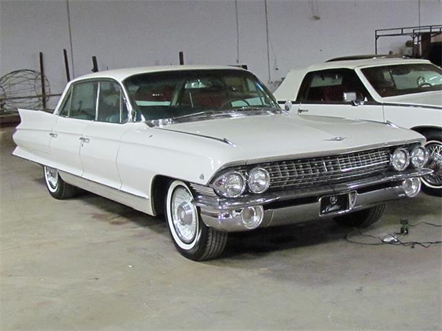 1961 Cadillac DeVille | 894558