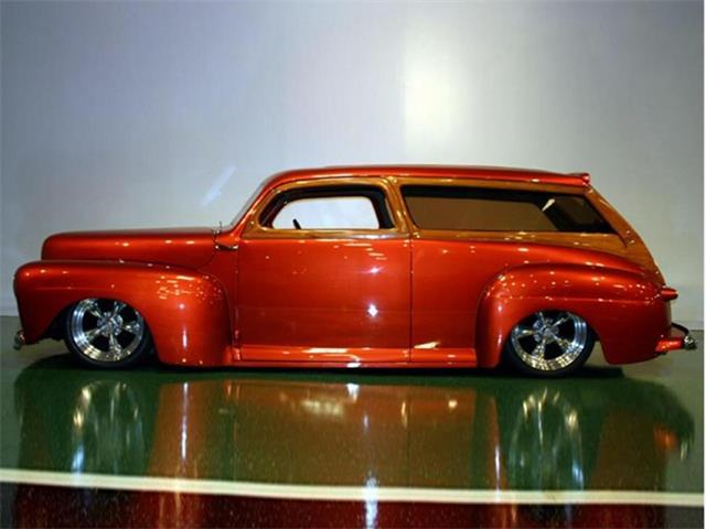 1948 Ford Wagon | 894560