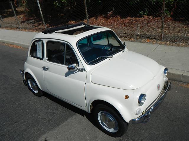 1970 Fiat 500L | 894565