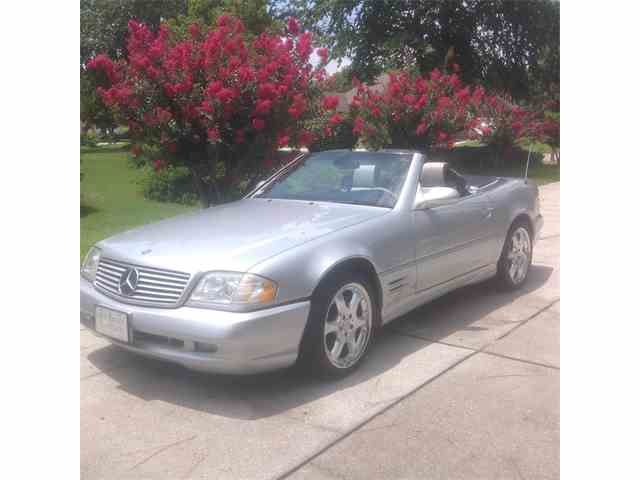 2002 Mercedes-Benz SL 500 SILVER ARROW | 894566
