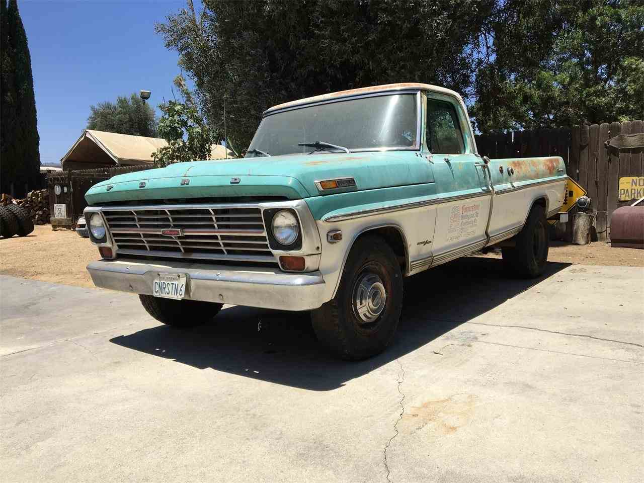 Large Picture of '69 F250 - J69O