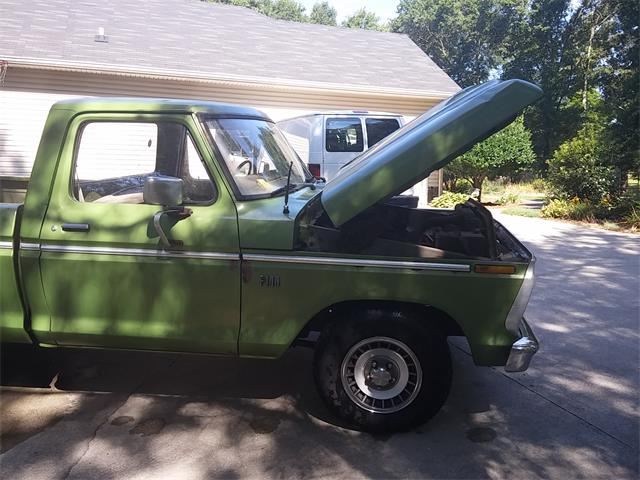 1976 Ford F100 | 894593