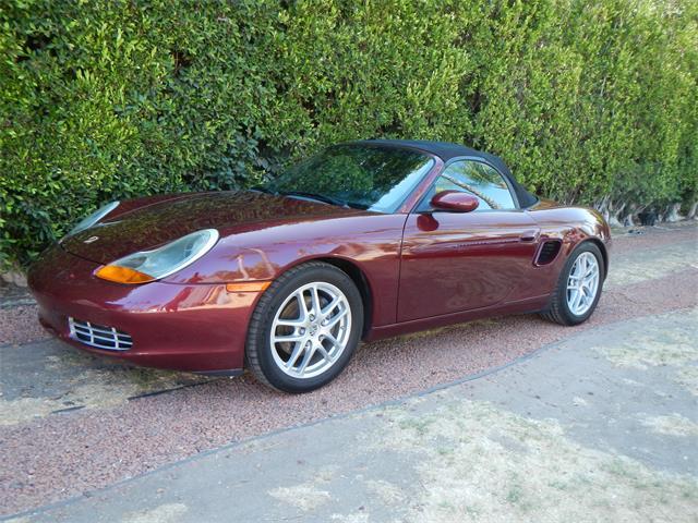 2000 Porsche Boxster | 894595