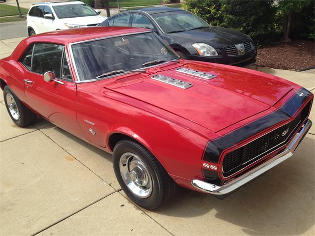 1967 Chevrolet Camaro | 894601
