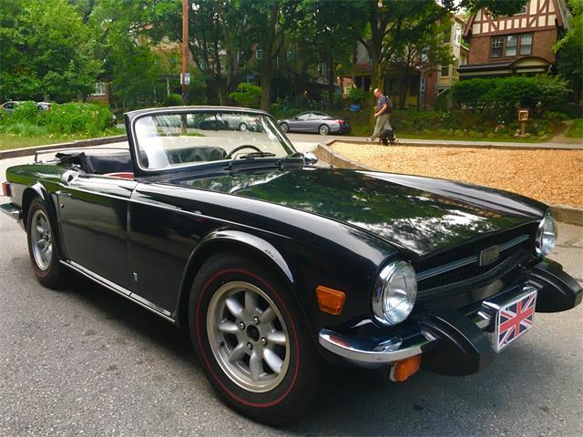 1976 Triumph TR6 | 894603