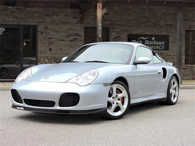 2001 Porsche 911 Turbo | 894604
