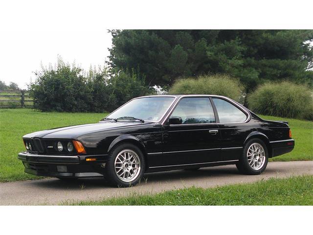 1988 BMW M6 | 894609
