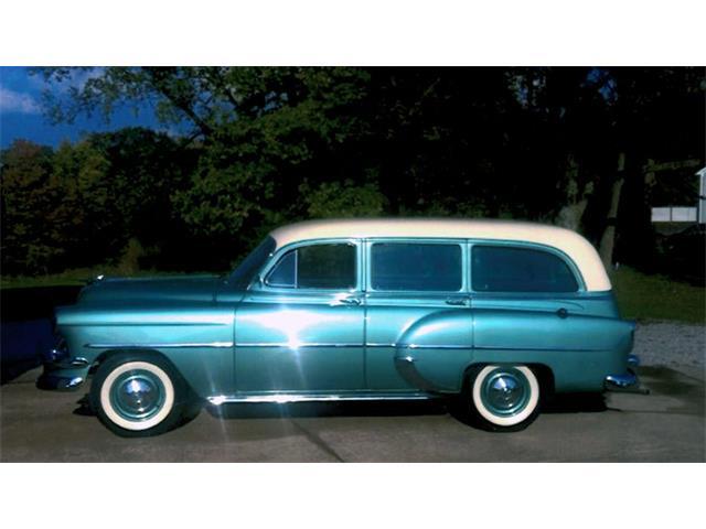 1954 Chevrolet 210 | 894620
