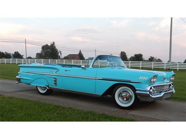 1958 Chevrolet Impala | 894626