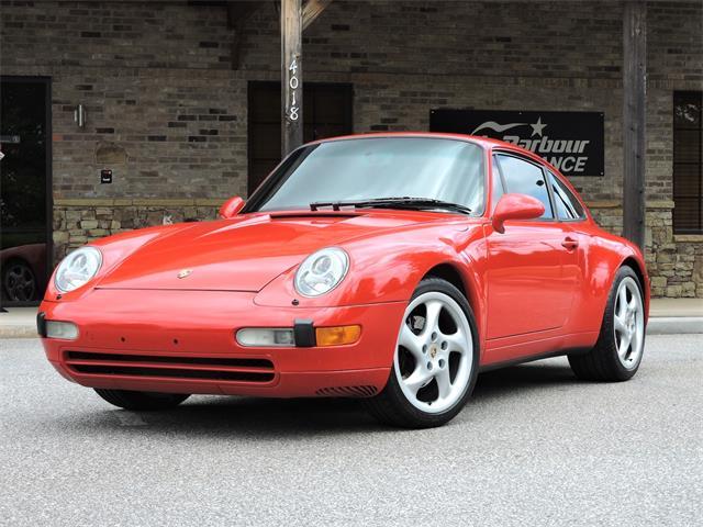1997 Porsche 911/993 Carrera 2 | 894629