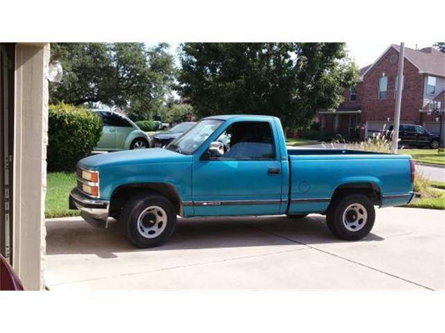 1991 Chevrolet Silverado | 894635