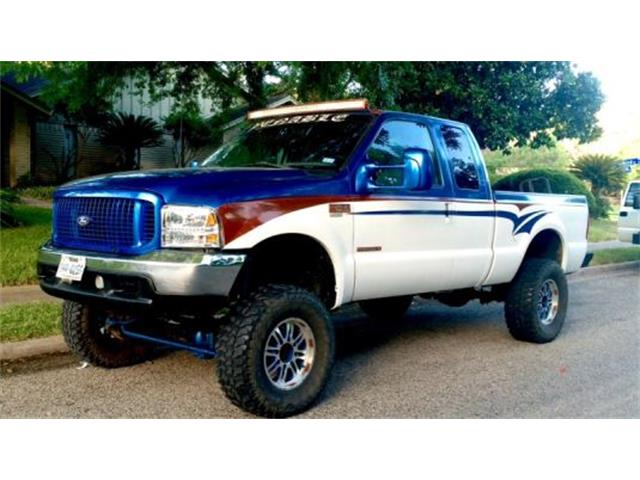 2001 Ford F250 Custom Pickup | 894636