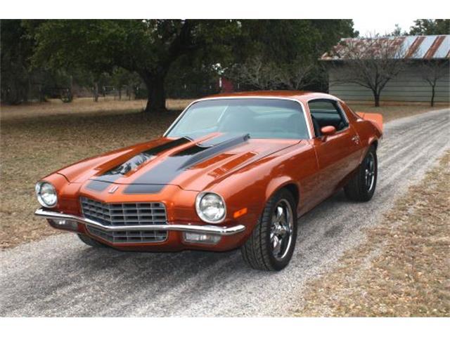 1972 Chevrolet Camaro | 894640