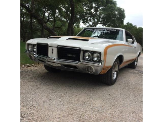 1972 Oldsmobile 442 Hurst Two Door Hardtop | 894642
