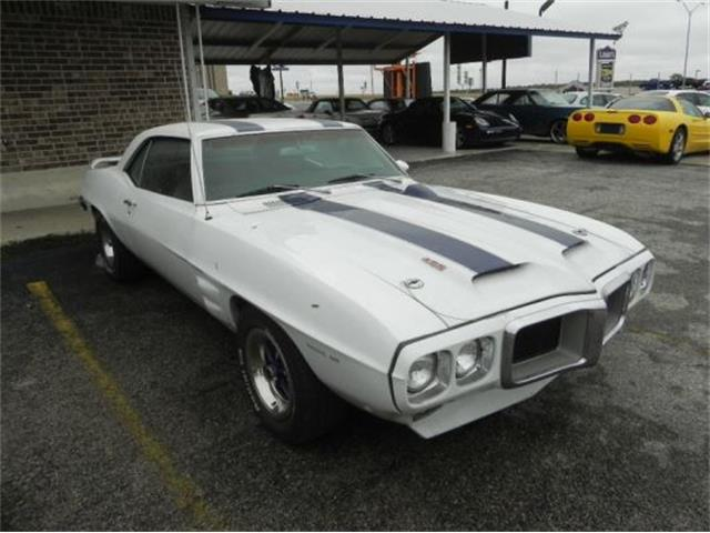 1969 Pontiac Firebird Trans Am Tribute Coupe | 894643