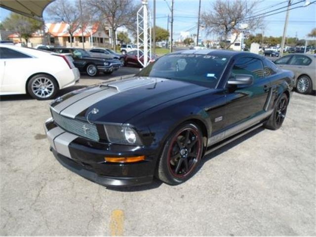 2007 Ford Mustang Shelby GT Coupe   894644
