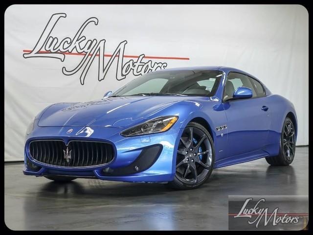 2013 Maserati GranTurismo | 894657