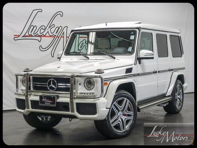 2015 Mercedes-Benz G500 | 894660