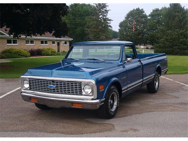 1972 Chevrolet C/K 10 | 894661