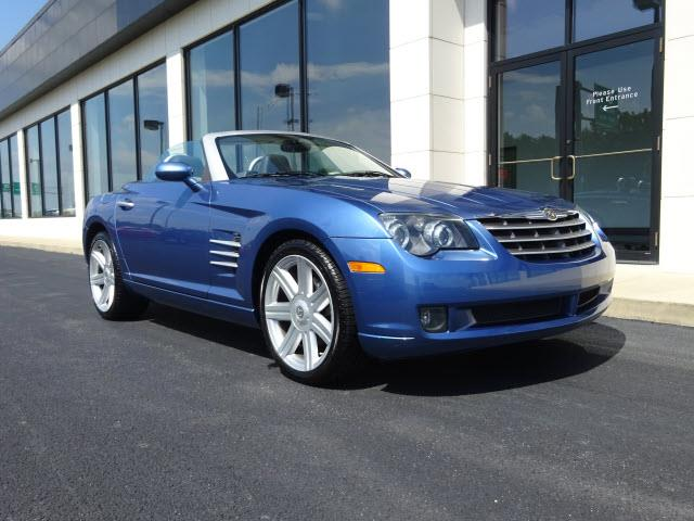 2005 Chrysler Crossfire | 894664