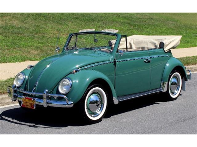 1960 Volkswagen Beetle | 894679