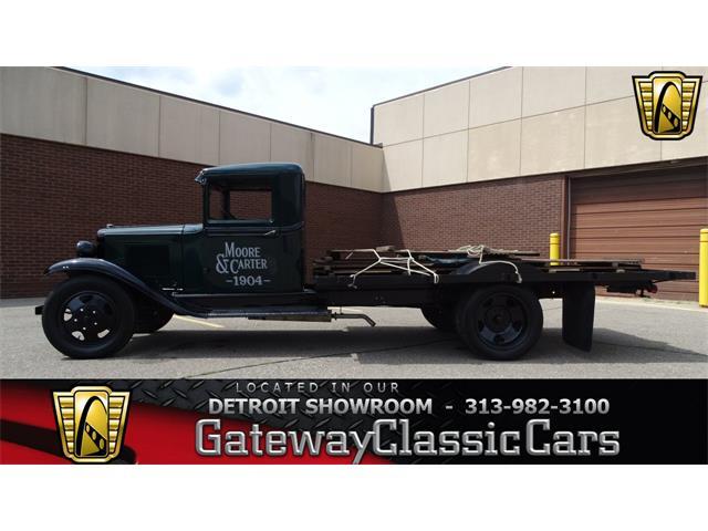 1932 Chevrolet Stake Truck | 894681