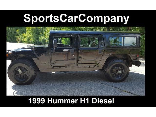 1999 Hummer H1 | 894691