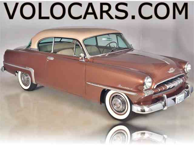 1953 Plymouth Belvedere | 894707