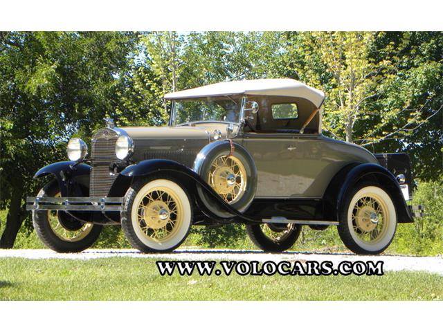 1930 Ford Model A Deluxe Roadster | 894708
