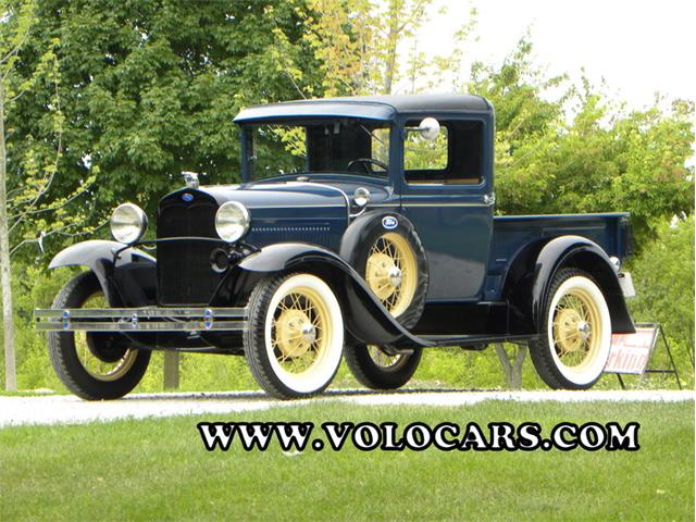 1930 Ford Model A | 894709