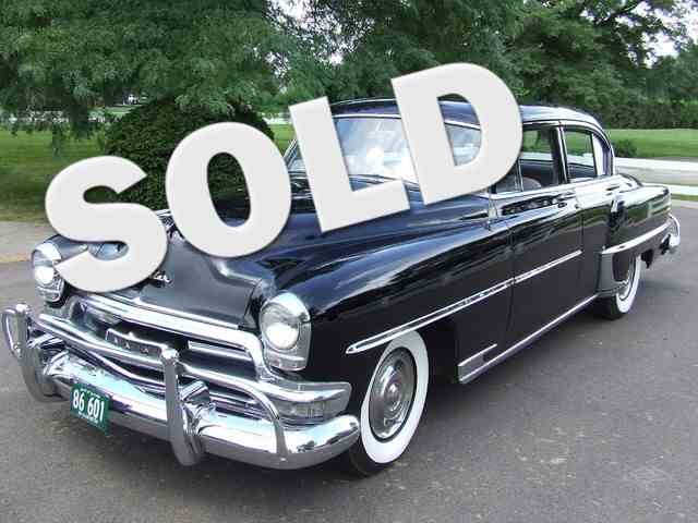 1954 Chrysler Windsor | 894714
