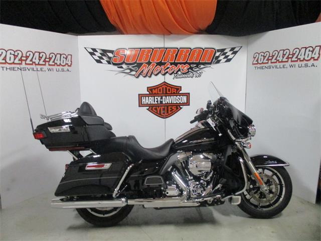 2015 Harley-Davidson® FLHTK - Ultra Limited | 890472