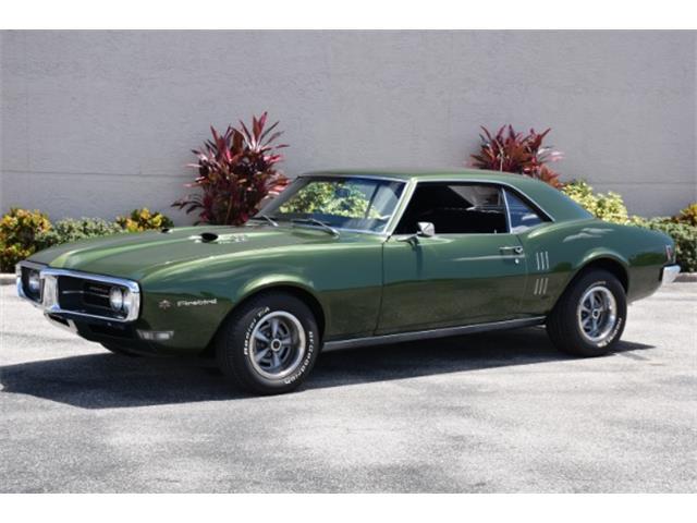 1968 Pontiac Firebird | 894721