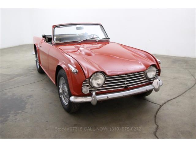 1966 Triumph TR4 A | 894722