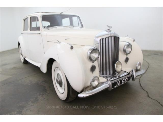 1949 Bentley Mark VI | 894723