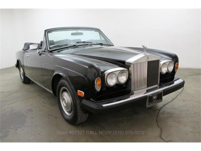 1982 Rolls-Royce Corniche | 894725