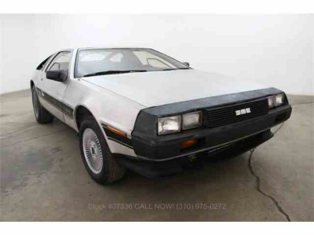 1981 DeLorean DMC-12 | 894726