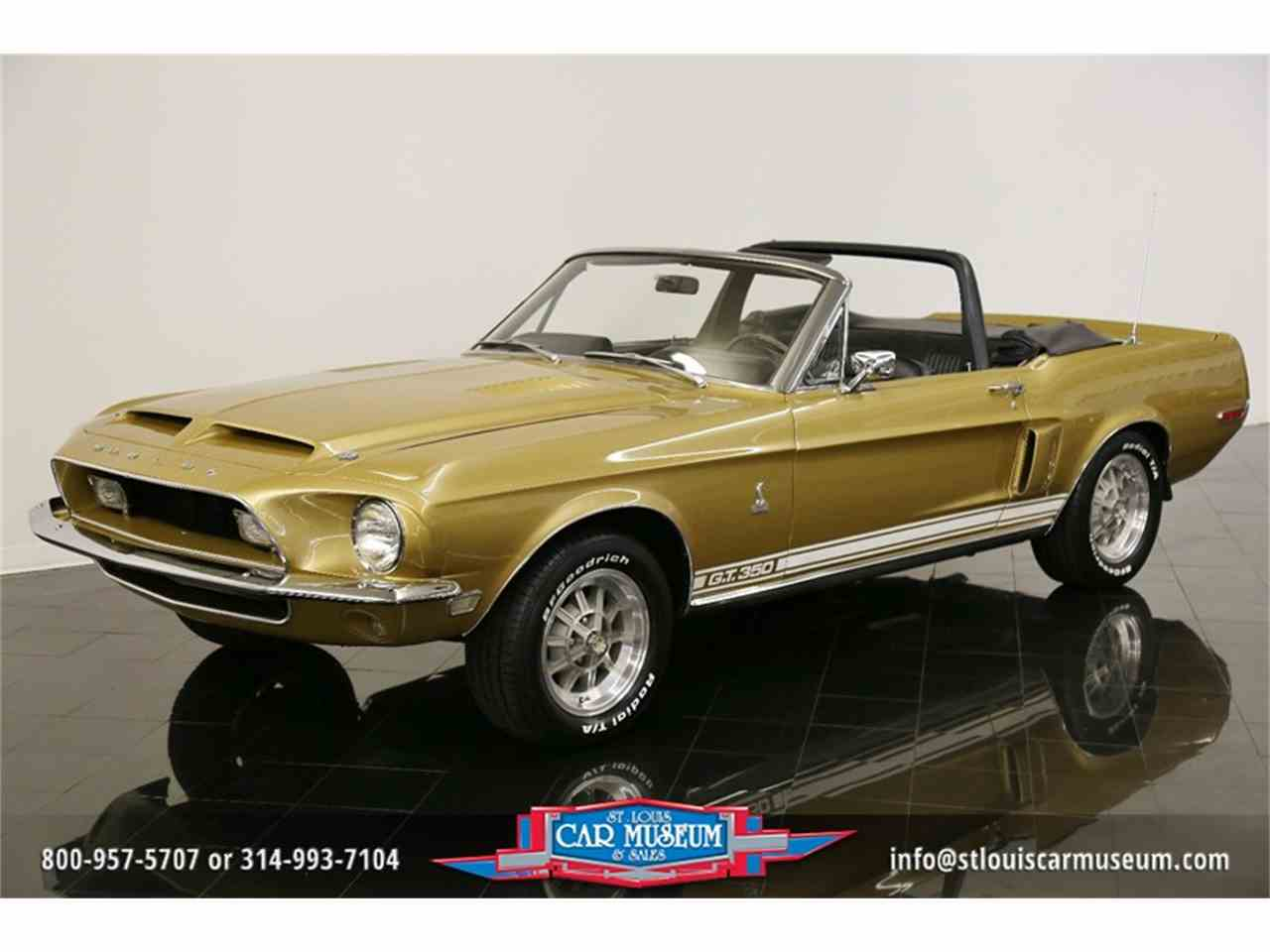 Shelby Mustang Cobra Convertible For Sale Classiccars