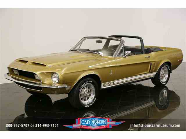 Picture of '68 Mustang Cobra GT350 Convertible - J6DP
