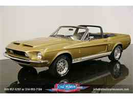 1968 Shelby Mustang Cobra GT350 Convertible for Sale - CC-894733