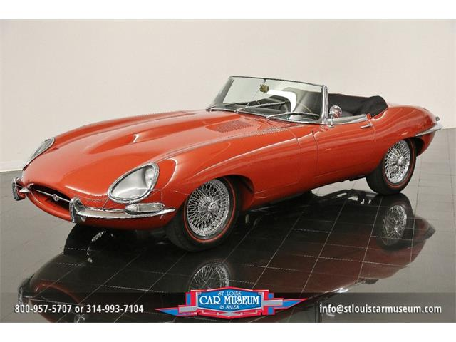1967 Jaguar XKE Series I OTS Roadster | 894734