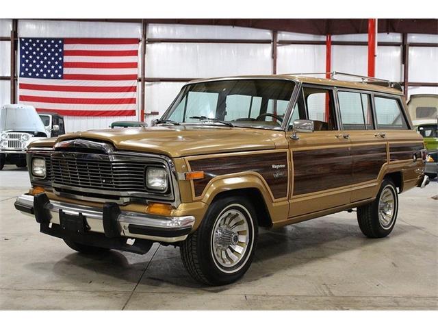 1982 Jeep Wagoneer | 894736