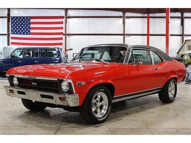 1968 Chevrolet Nova | 894738