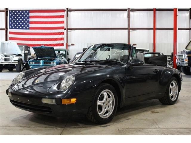 1995 Porsche 911 | 894741
