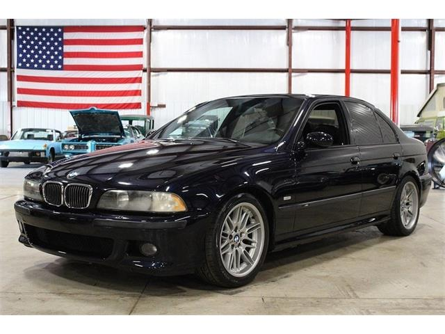 2000 BMW M5 | 894742