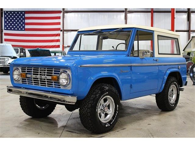 classic ford bronco for sale on 107 available. Cars Review. Best American Auto & Cars Review