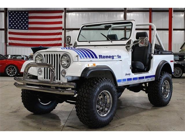 1978 Jeep CJ7 | 894746